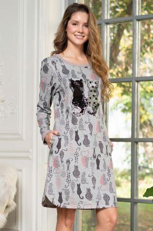 Домашнее платье Mia-Mella 1324