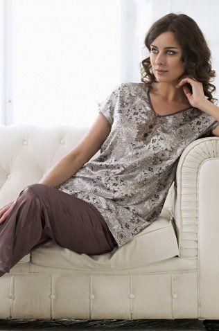 """Комплект рубашка и брюки  Mia-Mella 9296 """"Стелла"""""""