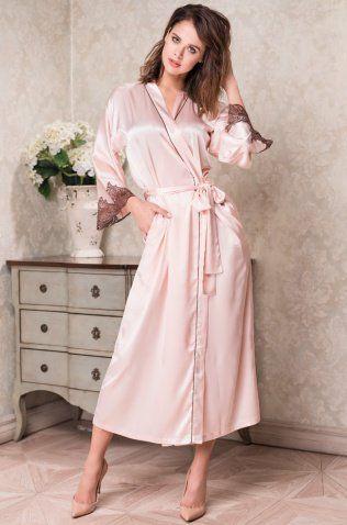 """Длинный халат Mia Amore 3109 """"Marilin"""" оптом"""
