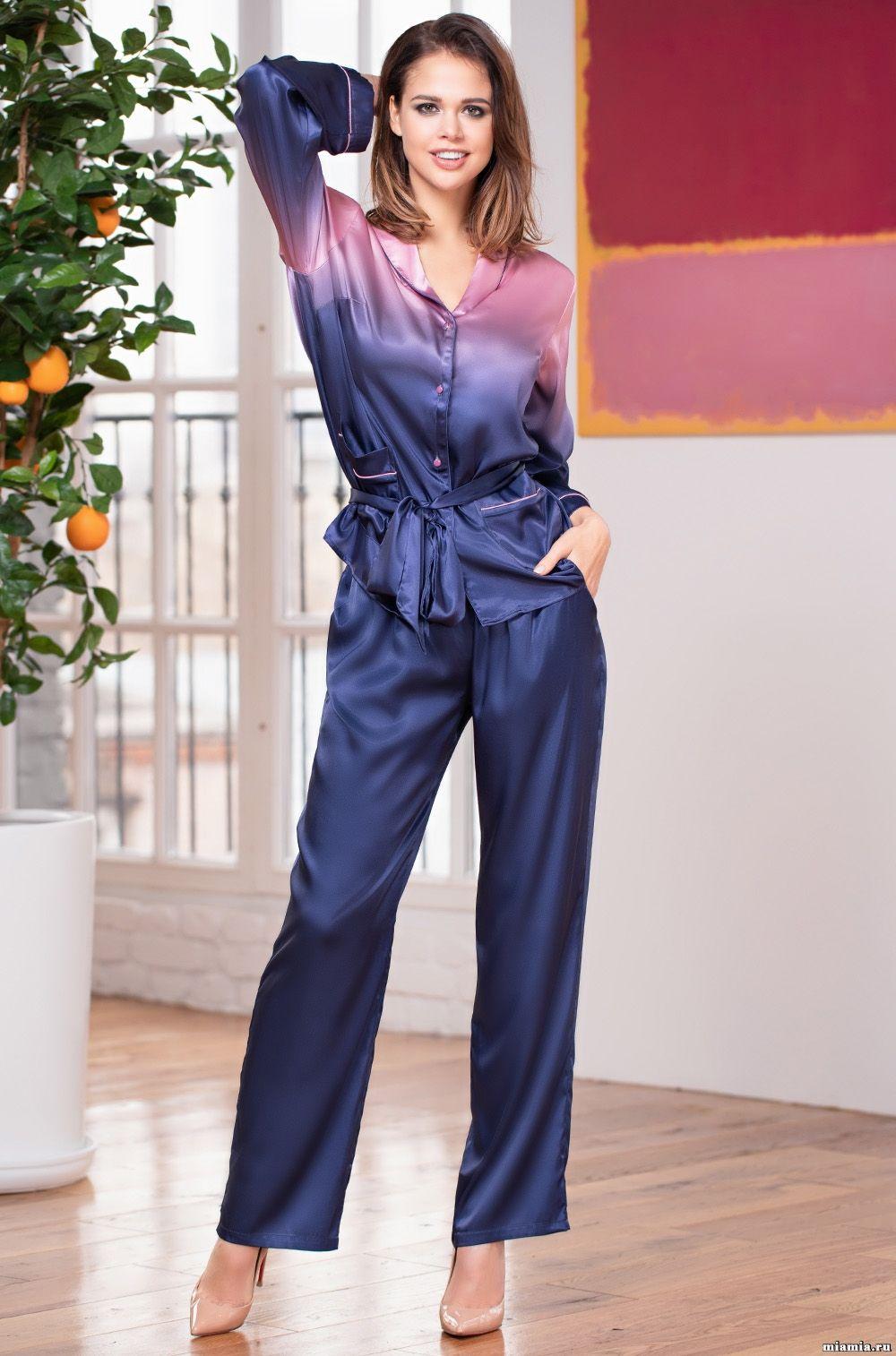 f2828db2097a898 Комплект жакет и брюки Mia-Amore 3396