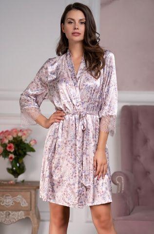 Короткий халат Mia-Amore 3593